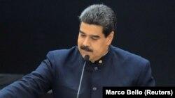 Վենեսուելայի նախագահ Նիկոլաս Մադուրո, արխիվ