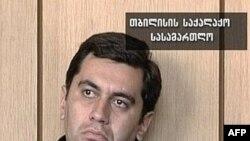 Ираклий Окруашвилӣ-собиқ вазири мудофиаи Гурҷистон
