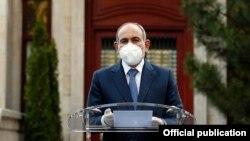 Прем'єр-міністр Вірменії Нікол Пашинян