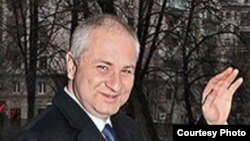 Magomed Yevloyev was shot dead in police custody in 2008.