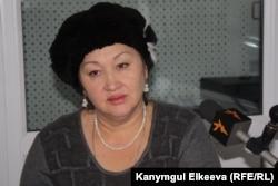 Нурамия Касымова