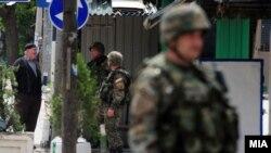 Полициската акција во Куманово на 10 мај 2015