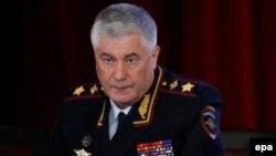 Rusiya daxili işlər naziri Vladimir Kolokoltsev
