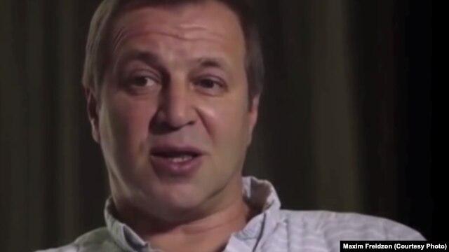 """Максим Фрейдзон в фильме """"Тайные богатства Путина"""""""