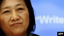 Қытай журналисі Гао Юдың 2007 жылы Гонконгте өткен медиафорум кезіндегі суреті.