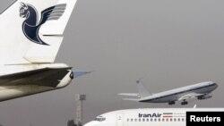 بوئینگ ۷۰۷ ایران ایر