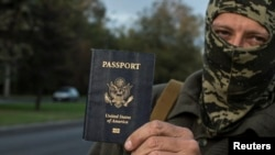 Воюющий на стороне донецких сепаратистов американец