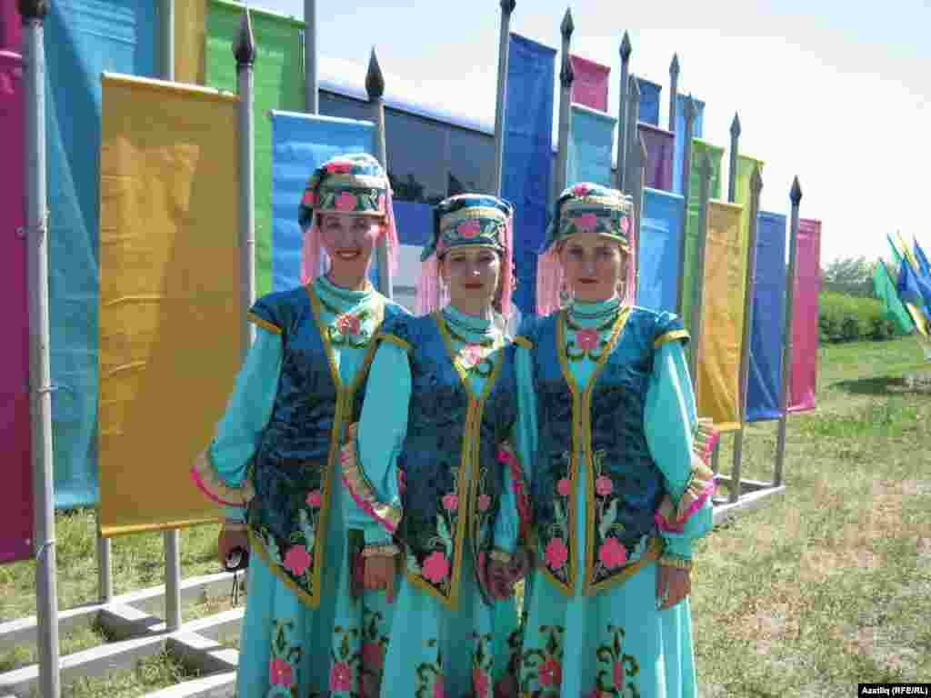 Татарстанның Саба районы артистлары