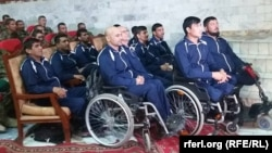 سربازان معلول افغان