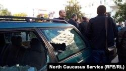 Криминальные разборки в Сухуми