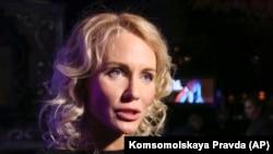 Yekaterina Gordon, arxiv fotosu