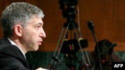 استوارت لوی، معاون وزیر خزانه داری آمریکا در امور مبارزه با تروریسم مالی