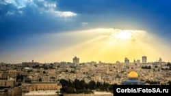 Pamja e Jerusalemit