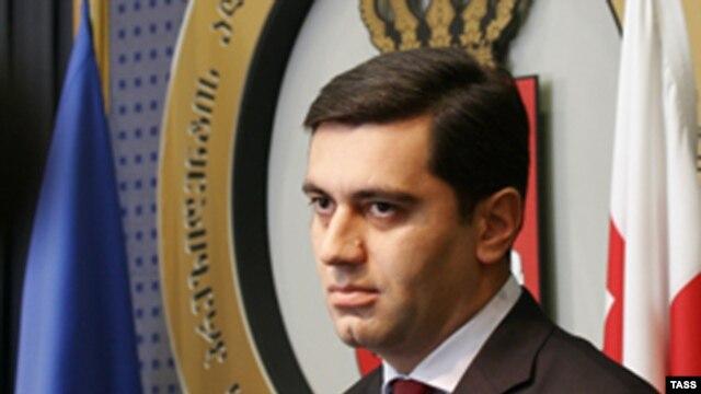 Former Defense Minister Irakli Okruashvili