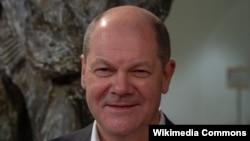 German Finance Minister Olaf Scholz