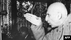 Məhəmməd Müssədiq məhkəmədə-1953