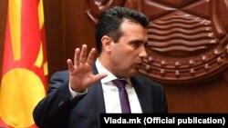 Зоран Заев, премиер на Владата на Северна Македонија