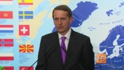 """""""Если российская делегация будет лишена права голоса в ПАСЕ, мы, к сожалению, вынуждены будем на год приостановить свою работу"""""""