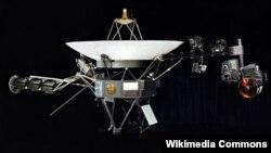 """Размером с небольшой автомобиль """"Вояджер-1"""" запущен 36 лет назад, его вес – 722 килограмма"""