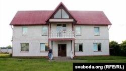 Дом Мікалая Аўтуховіча