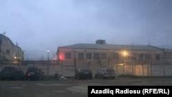Azərbaycan, 1 saylı həbsxana 22 yanvar 2017