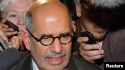 Нобеловецот Мухамед ел Барадеј