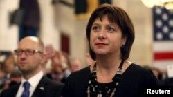 Міністр фінансів Наталія Яресько, архівне фото