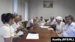 Башкортстан татар җәмәгатьчелек оешмалары берлеге утырышы