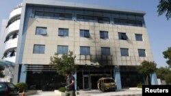 Зградата на Мајкрософт во Атина