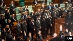 Kuvendi i Kosovës, 19 shkurt 2016