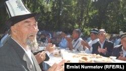 Қырғызстандағы этникалық қақтығыс құрбандарын еске алып, құран бағышталды.