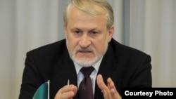 Akhmed Zakayev (file photo)