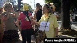 Protest u Beogradu zbog presude za Pussy Riot