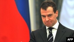 "Russian President Dmitry Medvedev: ""How much do you like me?"""