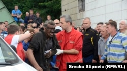 PHOTO GALLERY: Five Bosnian Miners Die In Coal-Pit Disaster