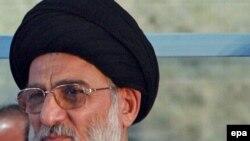 The head of Iran's judiciary, Ayatollah Mahmud Hashemi-Shahrudi