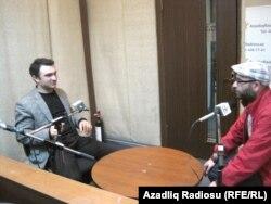 Cavid Zeynallı və Seymur Baycan