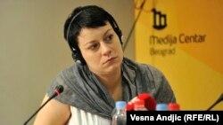 Jasna sprega između države i huligana: Maja Stojanović
