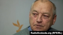 Микола Козирев, пенсіонер-переселенець із Луганська
