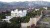 «Резиденцию Медведчука» на ЮБК сняли с высоты птичьего полета