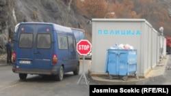 Granični prelaz Jarinje, ilustrativna fotografija