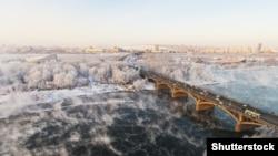 Красноярск, вид города