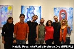 Учасники проекту «Музика рятує»