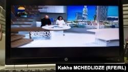 სოფო ხალვაში აჭარის ტელევიზიის ეთერში