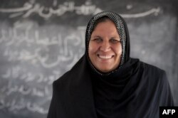 Aqeela Asifi, a 49-year-old teacher has dedicated her life to refuge education