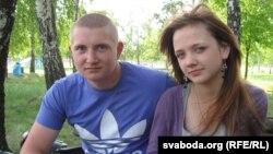 Канстанцін Рудзеня і Натальля Мальшакова