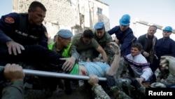 Tërmeti në Shqipëri përmes fotografive