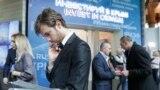 Первый день работы «V Ялтинского международного экономического форума». 18 апреля 2019 года
