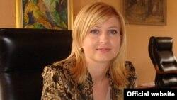 Маја Парнарџиева-Змејкова, директорка на Фондот за здравствено осигурување.