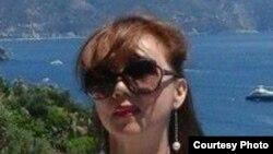Италияда байырлаган блоггер Гүлсана Сарногоева айым. Прайано, Амалфи жээги. 2015.